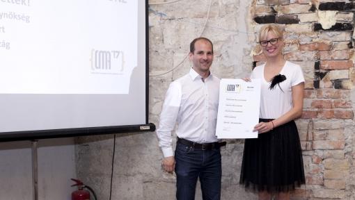 Ismét Central díjeső a Kreatív CMA-n