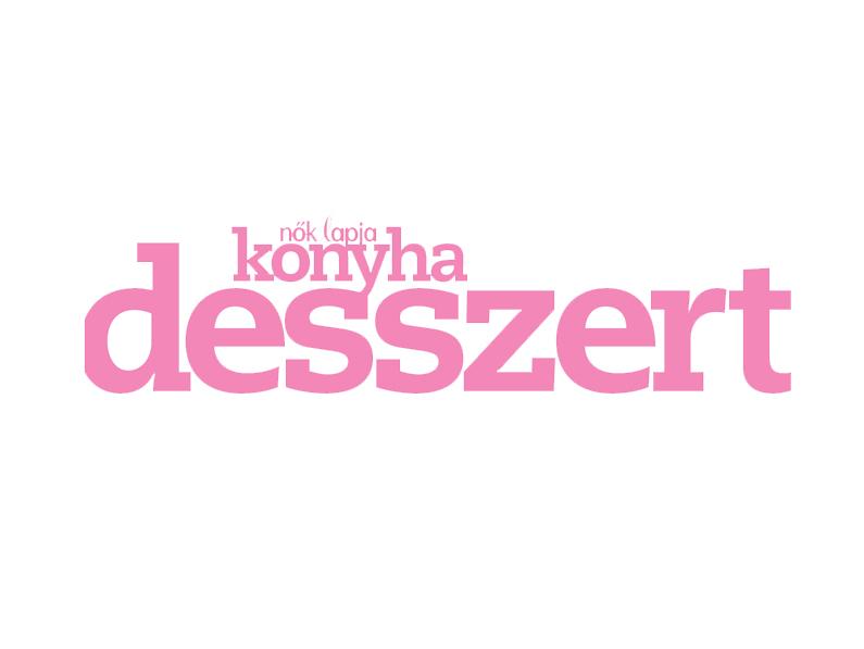 Nők Lapja Konyha Desszert