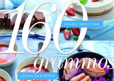 Vrábel Krisztina: 160 grammos szénhidrátdiéta