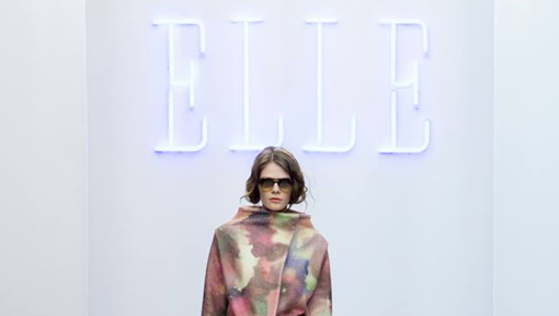 2015 divatrendezvénye az Elle Fashion Show
