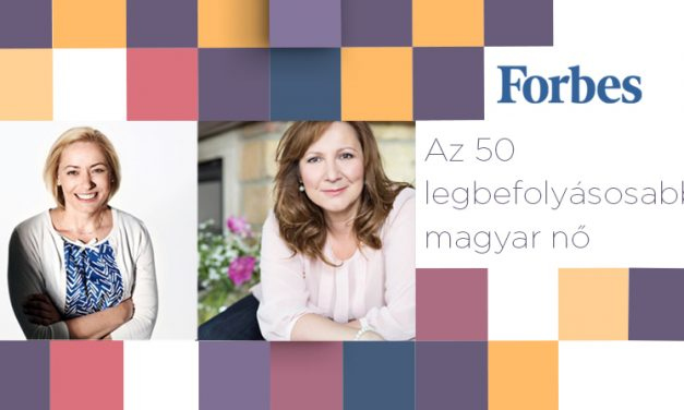 Two executives of Central Media Group on the Forbes list of most powerful women