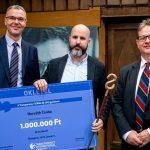 A 24.hu újságírója nyerte a Transparency-Soma díjat