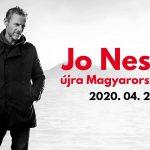 Magyarországra érkezik a skandináv krimik világsztárja