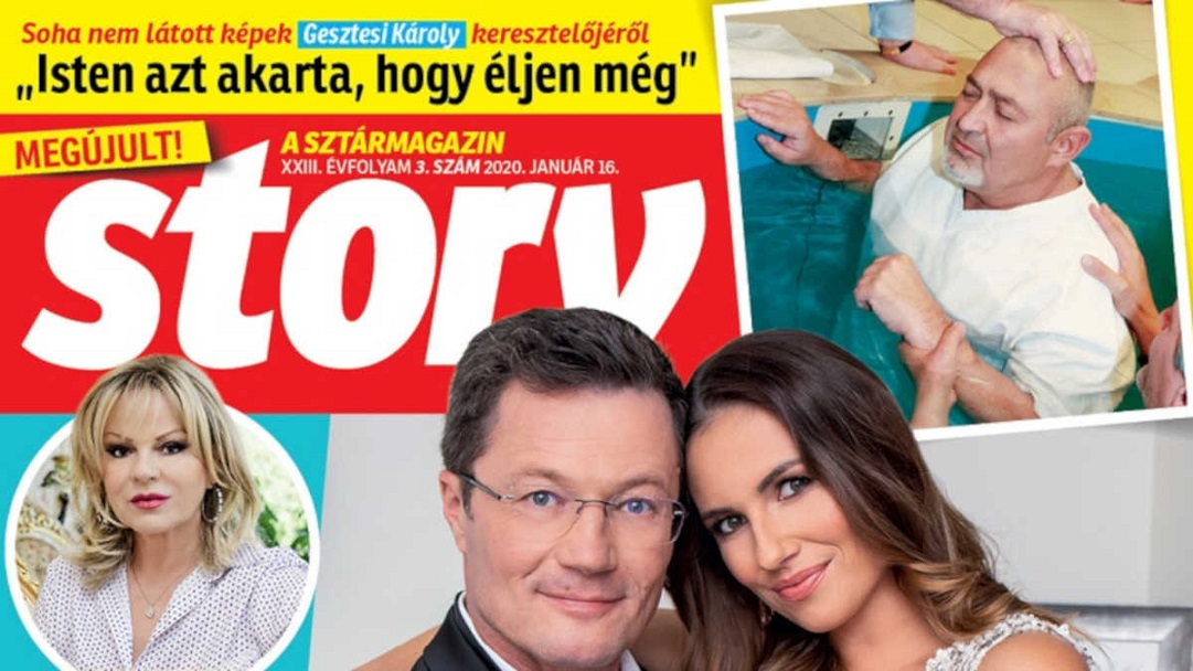 Story magazine has been renewed