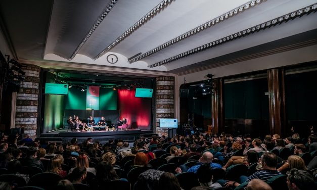 Piqniq Budapest x Nosalty: Teltház előtt beszélgettek a gasztrotartalom-gyártásról