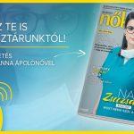 Híresség helyett ápolónő került a Nők Lapja címlapjára